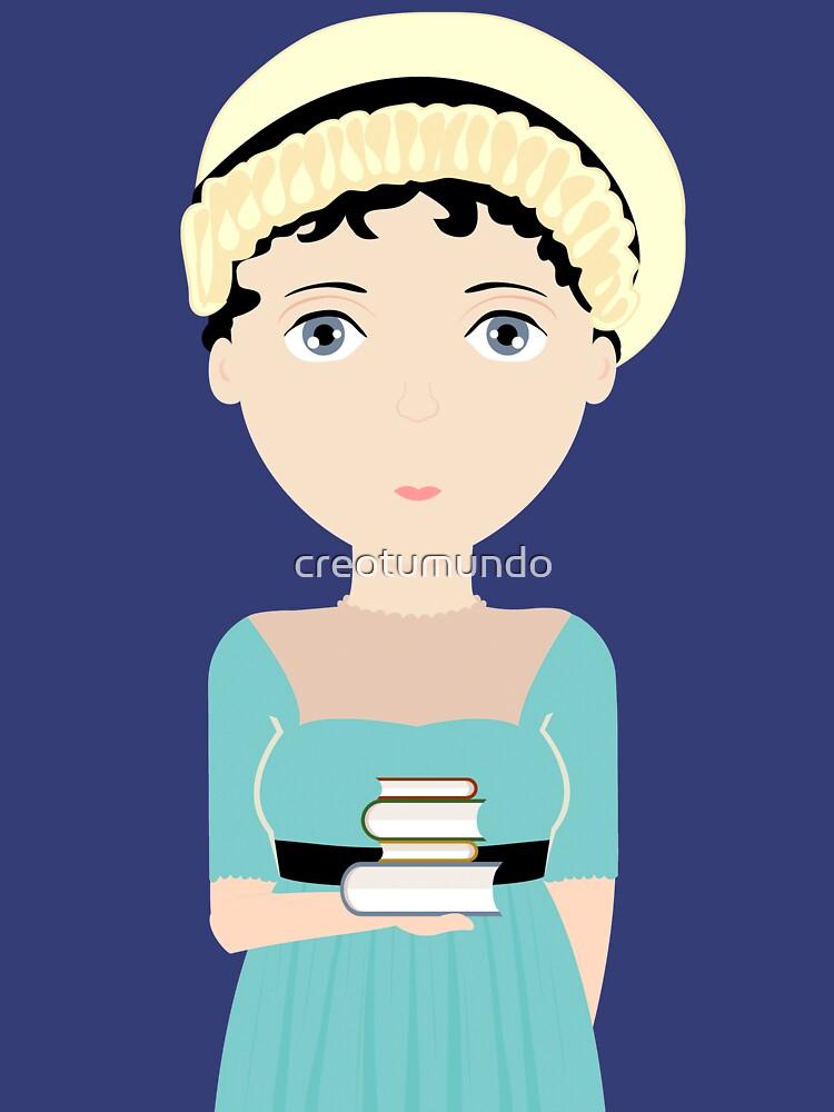 Jane Austen de creotumundo