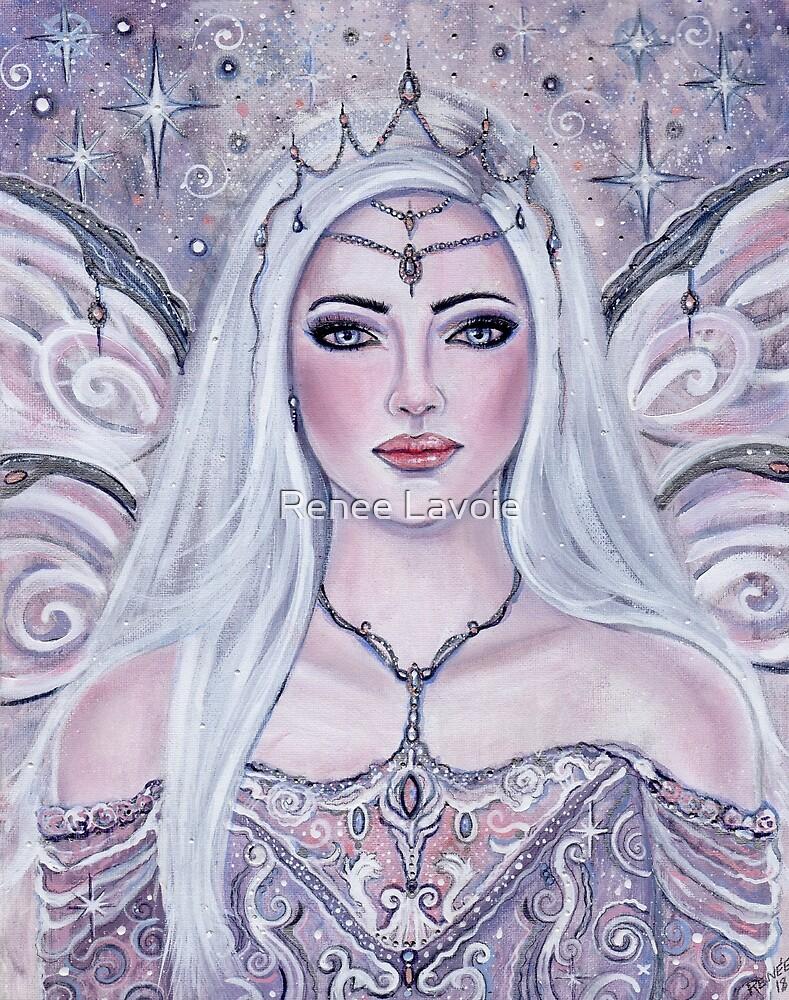 Fantasy Art Winter Fairy