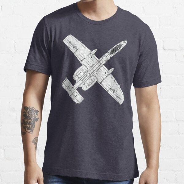 A 10 Thunderbolt Essential T-Shirt