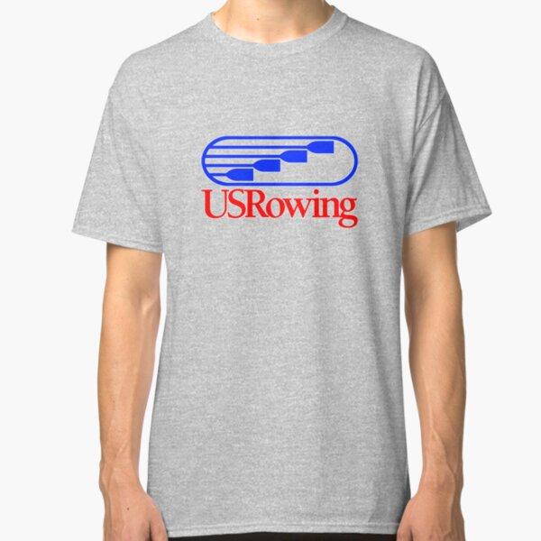 Team USA US Rowing Team  Classic T-Shirt