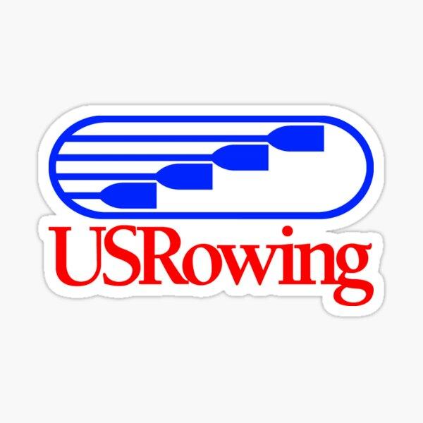 Team USA US Rowing Team  Sticker