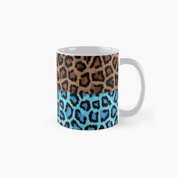 Leoparden Print Tasse (Standard)