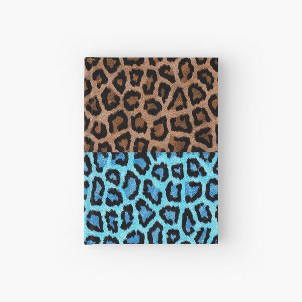 Leoparden Print Notizbuch