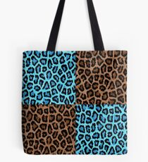 Leoparden Print Tasche