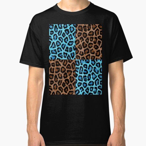 Leoparden Print Classic T-Shirt