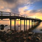 Grantville Jetty by Jim Worrall