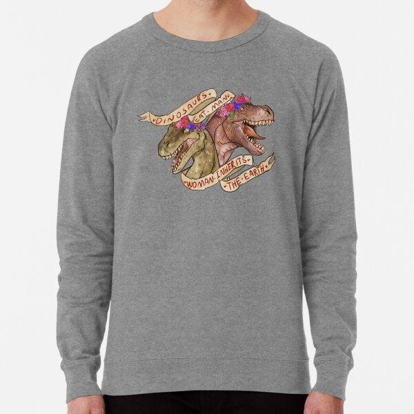Woman Inherits the Earth Lightweight Sweatshirt