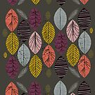 Natur Blätter von Jahreszeiten von elenor27