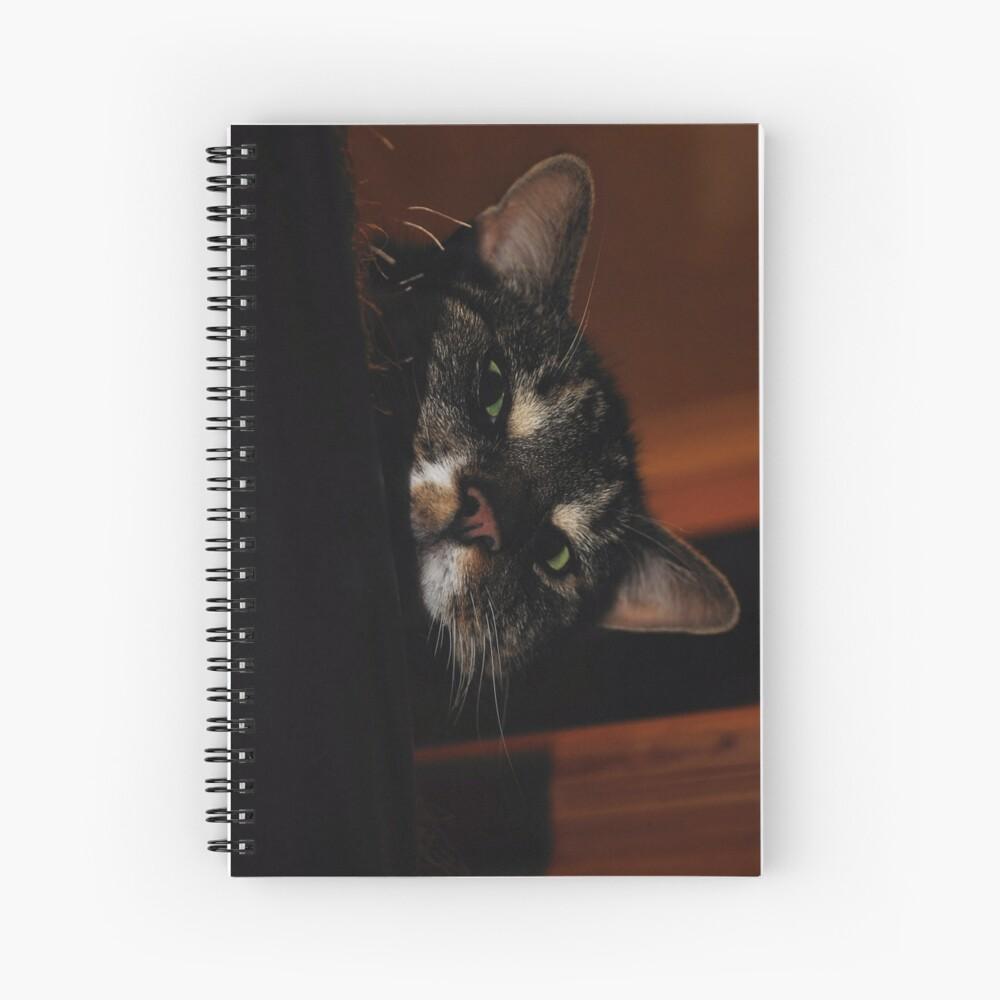 'Ello.. Spiral Notebook