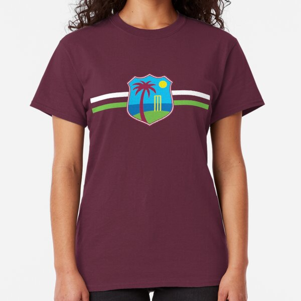 West Indies Cricket 02 Classic T-Shirt