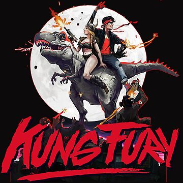 Kung Fury by kholeelr