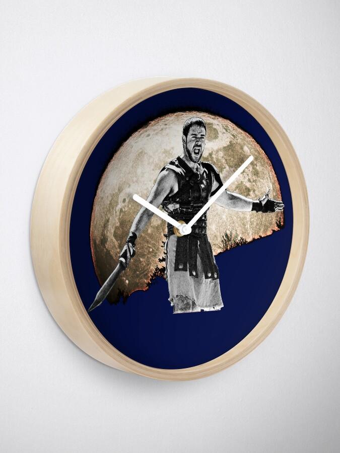 Alternate view of Maximus Decimus Meridius Clock