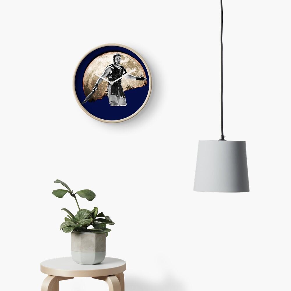 Maximus Decimus Meridius Clock