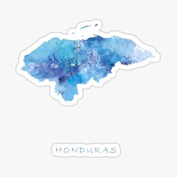 Honduras Sticker