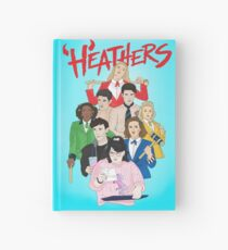 Heathers The Musical - Volle Besetzung Notizbuch