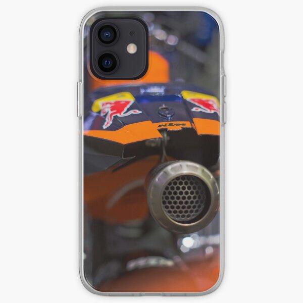 KTM Superbike racing iPhone Soft Case