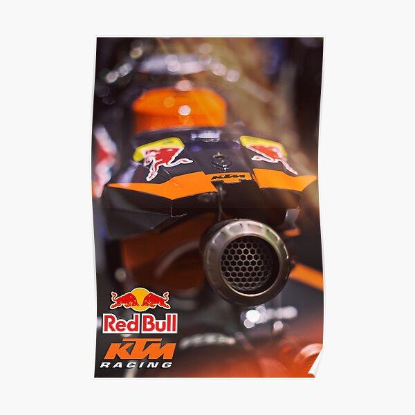 KTM Superbike racing Poster