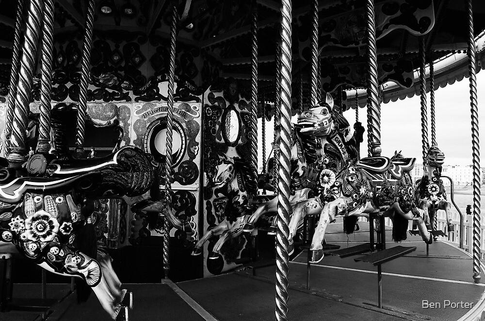 Bleak Carousel by Ben Porter