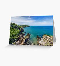 Anglesey Coast Greeting Card