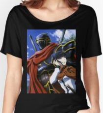 Overlord Anime Graphic Art Women's Relaxed Fit T-Shirt
