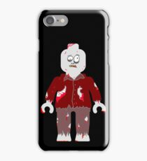Zombie Minifig iPhone Case/Skin
