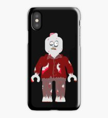 Zombie Minifig iPhone Case