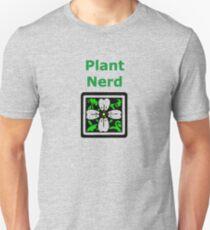 Plant Nerd design Unisex T-Shirt