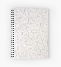 Cracked  Spiral Notebook