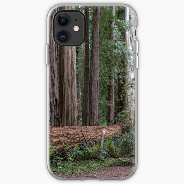 Redwoods iPhone Soft Case