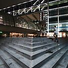 Berlin Hauptbahnhof by Markus Mayer