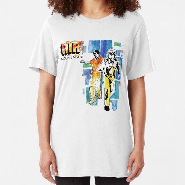 Moon Safari Slim Fit T-Shirt
