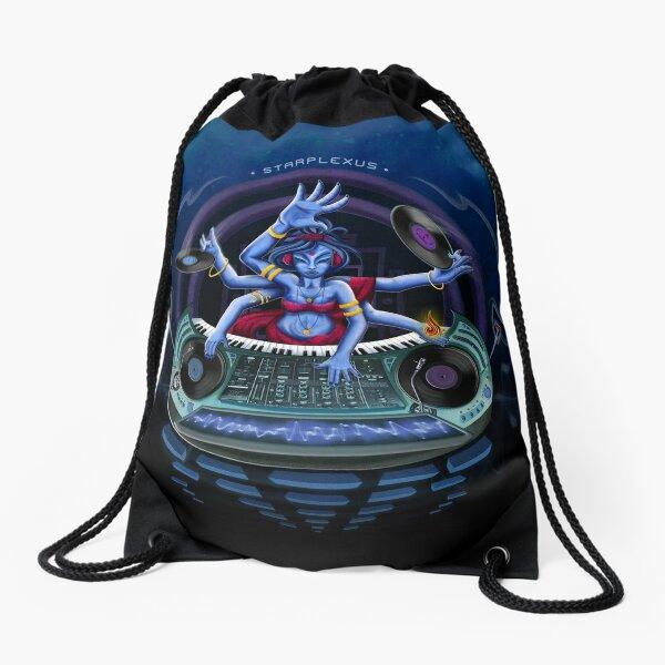 blieberry mixfrenzy Drawstring Bag