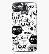 CAT'S PARTY Case/Skin for Samsung Galaxy