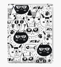 CAT'S PARTY iPad Case/Skin