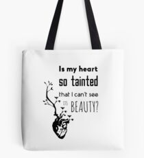Is my heart .... Tote Bag