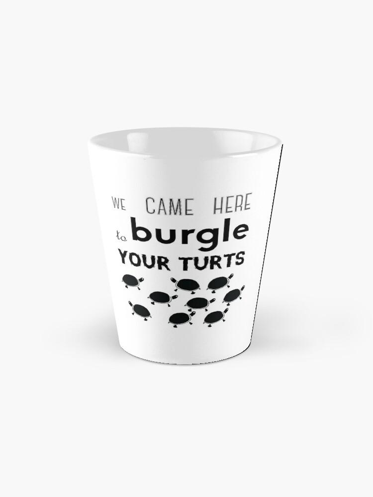 Alternate view of your turts Mugs