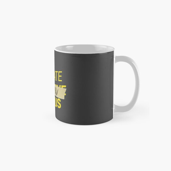B99 - Ultimate human slash genius Classic Mug