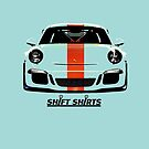 99Won RS - GT3 RS Inspired by ShiftShirts