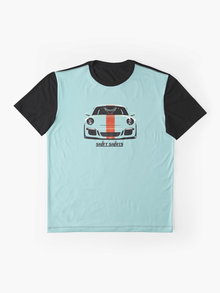 Alternate view of 99Won RS - GT3 RS Inspired Graphic T-Shirt