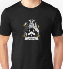 Langdale Coat of Arms - Family Crest Shirt Unisex T-Shirt