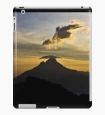 a desolate Congo landscape iPad Case/Skin