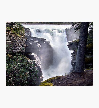 Athabaska Falls(2) Photographic Print