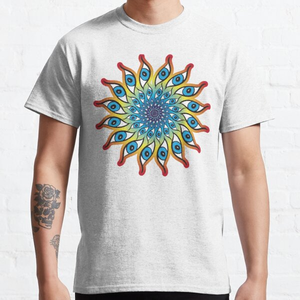 Watchful Eyes of Rainbow Power Classic T-Shirt