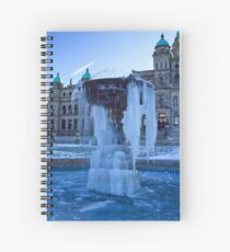 Frozen Fountain Spiralblock