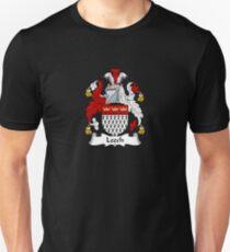 Leech Coat of Arms - Family Crest Shirt Unisex T-Shirt