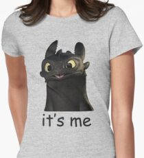 Toothless Its Me Face T-Shirt