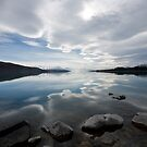 Lake Tekapo, New Zealand by kristinagav