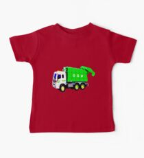 Garbage Truck Baby Tee