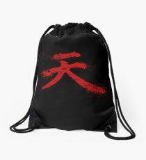 Akuma Kanji Drawstring Bag