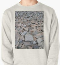 #Rubble, #broken, #stone, #irregular, #size, #Stamford, #StamfordCity, #winter, #nature, #snow, #frost, #outdoors, #icee #cold, #wood, #season, #bird, #tree, #frozen, #dry, #garden, #colorimage Pullover